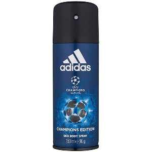 اسپری مردانه آدیداس مدل Champions League حجم 150 میلی لیتر، فروشگاه اینترنتی آف تپ
