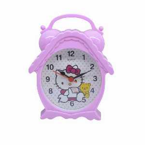 ساعت رومیزی طرح کیتی برند کوارتز  فروشگاه اینترنتی آف تپ
