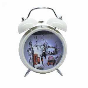 ساعت رومیزی طرح لندن، فروشگاه اینترنتی آف تپ