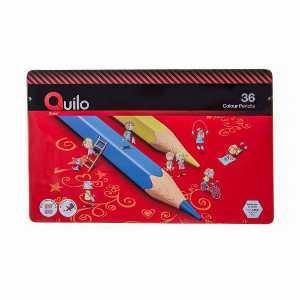 مداد رنگی 36 رنگ کوییلو کد 634005، فروشگاه اینترنتی آف تپ
