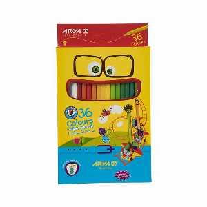 مداد رنگی 36 رنگ آریا مدل 3018، فروشگاه اینترنتی آف تپ