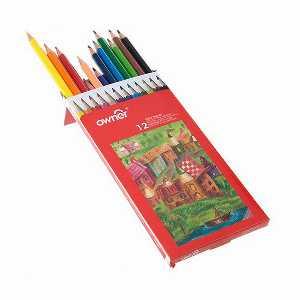 مداد رنگی 12 رنگ اونر، فروشگاه اینترنتی آف تپ