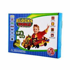 ساختنی مدل Blocks World، فروشگاه اینترنتی آف تپ