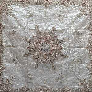 رومیزی مربع دابکا کد 4912، فروشگاه اینترنتی آف تپ