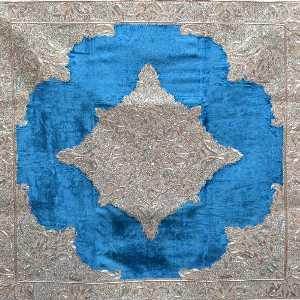 رومیزی مربع دابکا کد 4911، فروشگاه اینترنتی آف تپ