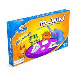 بازی فکری کارتونه کد 012، فروشگاه اینترنتی آف تپ