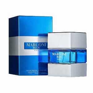 عطر و ادکلن مردانه پرایم کالکشن مارکنی بلو ادو تویلت Prime Collection Marconi Blue EDT For Men،فروشگاه اینترنتی آف تپ