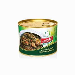 کنسرو سبزی قورمه سرخ شده کامچین 480 گرمی، فروشگاه اینترنتی اف تپ