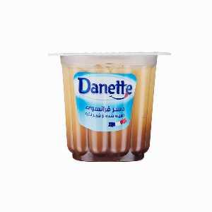 دسر فرانسوی دنت با طعم کرم کارامل مقدار 100 گرم، فروشگاه اینترنتی اف تپ