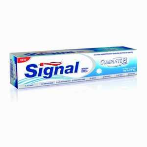خمیر دندان Complete 8 White سیگنال 50 میل فروشگاه اینترنتی آف تپ