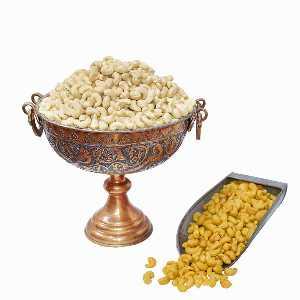 بادام هندی اعلا بو داده زعفرانی وزن یک کیلو گرم، فروشگاه اینترنتی آف تپ