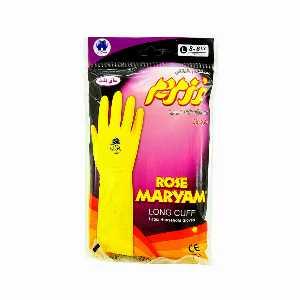 دستکش ساق بلند رز مریم، فروشگاه اینترنتی آف تپ
