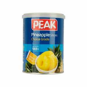 کمپوت آناناس حلقه شده پیک - 565 گرم، فروشگاه اینترنتی اف تپ