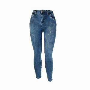 شلوار جین زنانه زاپ دار K674، فروشگاه اینترنتی آف تپ