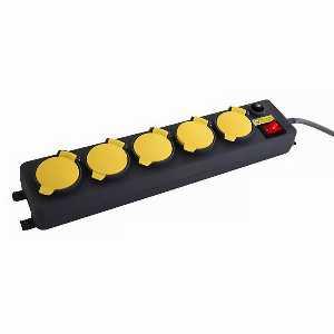 چند راهی برق پارت الکتریک مدل PE587، فروشگاه اینترنتی آف تپ