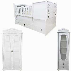 سرویس اتاق خواب کودک طرح حلقه، فروشگاه اینترنتی آف تپ