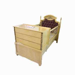 تخت کودک دو منظوره مدل آرال، فروشگاه اینترنتی آف تپ
