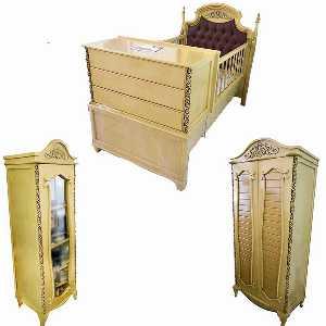 سرویس اتاق خواب کودک طرح آرال، فروشگاه اینترنتی آف تپ