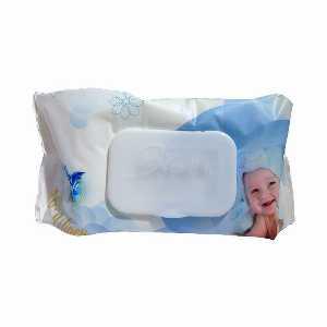 دستمال مرطوب بانیو مدل 002 بسته 120 عددی ، فروشگاه اینترنتی آف تپ