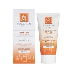 کرم ضد آفتاب فاقد چربی مای SPF30 ،فروشگاه اینترنتی آف تپ