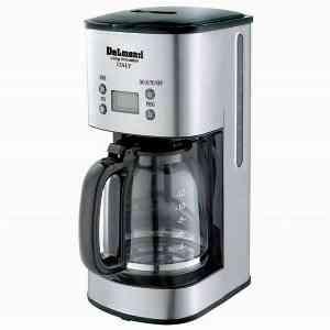 قهوه ساز تک کاره دلمونتی مدل Digital coffee maker DL 650 ،خرید آنلاین ،فروشگاه اینترنتی آف تپ