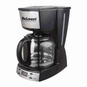 قهوه ساز تک کاره دلمونتی مدل Digital coffee maker DL 655 ، خرید آنلاین ،فروشگاه اینترنتی آف تپ