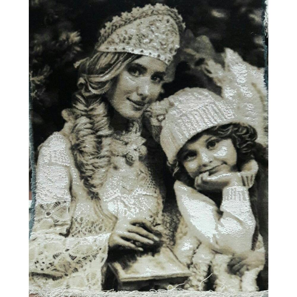 تابلو فرش دستبافت طرح مهر مادر ، خرید آنلاین ، فروشگاه اینترنتی آف تچ