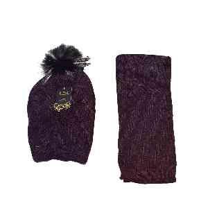 ست کلاه و شال گردن زنانه سیلکا کد 9624 ، خرید آنلاین ، فروشگاه اینترنتی آف تپ