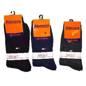 جوراب مردانه ساقدار آبنوس کد 5483 ، خرید آنلاین ، فروشگاه اینترنتی آف تپ