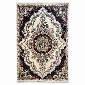 فرش ماشینی قالی تارا طرح شهیاد زمینه کرم ، خرید آنلاین ، فروشگاه اینترنتی آف تپ