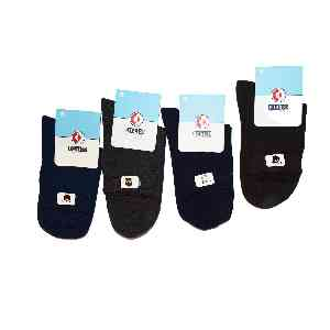 جوراب نخی مردانه 4819 ، خرید آنلاین ، فروشگاه اینترنتی آف تپ