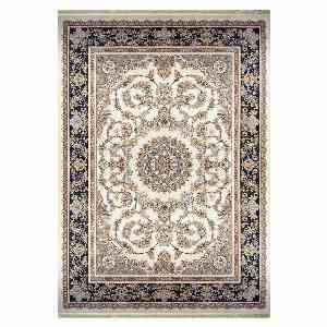 فرش ماشینی مهر آریا طرح ترنم زمینه کرم ، خرید آنلاین ، فروشگاه اینترنتی آف تپ