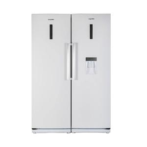 یخچال و فریزر دوقلوی تکنو لایو مدل D4