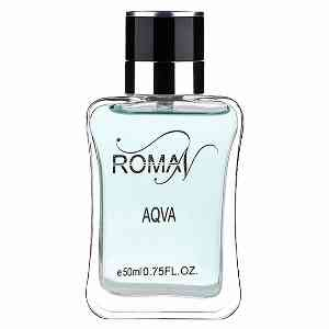 ادوپرفیوم مردانه ROMAN مدل BVLGARI AQVA حجم 50 میلی لیتر ، فروشگاه آنلاین آف تپ