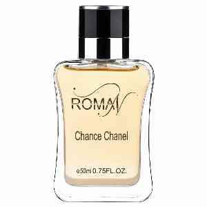 ادوپرفیوم زنانه ROMAN مدل CHANCE CHANEL حجم 50 میلی لیتر ، فروشگاه آنلاین آف تپ