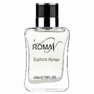 ادوپرفیوم زنانه ROMAN مدل EUPHORIA CALVIN KLEIN حجم 50 میلی لیتر ، فروشگاه آنلاین آف تپ