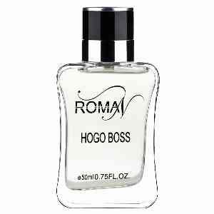 ادوپرفیوم مردانه ROMAN مدل HOGO BOSS حجم 50 میلی لیتر ، فروشگاه اینترنتی آف تپ