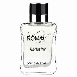 ادوپرفیوم مردانه ROMAN مدل CREED AVENTUS MEN حجم 50 میلی لیتر ، فروشگاه اینترنتی آف تپ