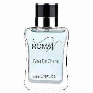 ادوپرفیوم مردانه ROMAN مدل BLEU DE CHANEL حجم 50 میلی لیتر ، فروشگاه اینترنتی آف تپ
