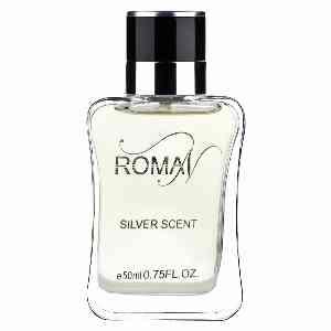 ادوپرفیوم مردانه ROMAN مدل SILVER SCENT حجم 50 میلی لیتر ، فروشگاه اینترنتی آف تپ