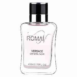 ادوپرفیوم زنانه ROMAN مدل VERSACE CRYSTAL NOIR حجم 50 میلی لیتر ، فروشگاه اینترنتی آف تپ