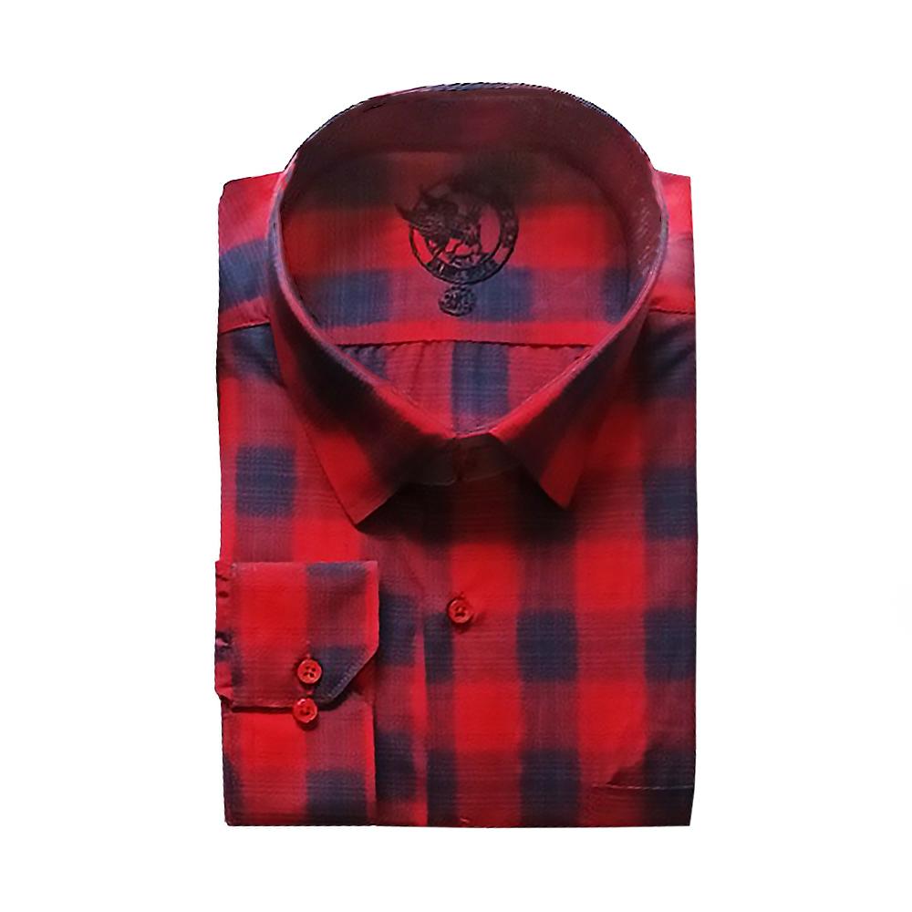 پیراهن مردانه آستین بلند طرح چهار خانه کد 2048، فروشگاه اینترنتی آف تپ، ارسال به سراسر کشور،پیراهن طرح چهارخانه،رنگبندی متفاوت،offtapp