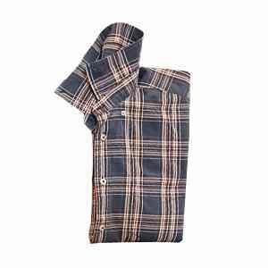 پیراهن مردانه آستین بلند چهار خانه کد 2053،فروشگاه اینترنتی آف تپ