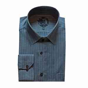 پیراهن مردانه آستین بلند راه راه کد 2050 ، فروشگاه اینترنتی آف تپ