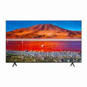 تلویزیون سامسونگ مدل 55TU7000 سایز 55 اینچ، فروشگاه اینترنتی آف تپ، ارسال به سراسر کشور، خرید آنلاین آف تپ، لوازم صوتی و تصویری، offtapp