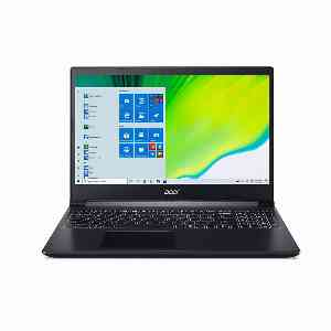 لپ تاپ ایسر  Acer Aspire7 A715 Core i7-10750H 16GB  1T SSD 4GB GTX1650TI، فروشگاه اینترنتی آف تپ