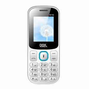 گوشی موبایل داکس مدل B110 دو سیم کارت ظرفیت 32 مگابایت و رم 32 مگابایت،فروشگاه اینترنتی آف تپ