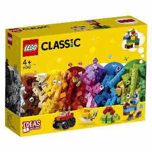 لگو سری Classic مدل 11002 Basic Brick Set،فروشگاه اینترنتی آف تپ