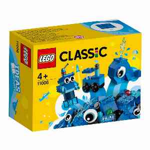 لگو سری Classic مدل Creative Blue Bricks 11006،فروشگاه اینترنتی آف تپ