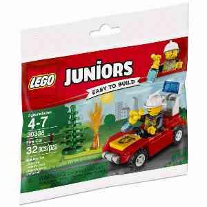 لگو سری Juniors مدل Fir Car 30338،فروشگاه اینترنتی آف تپ